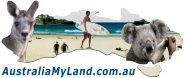 Link to Australia My Land Websites