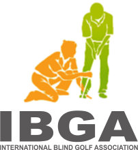 Video Gallery Visually Impaired International Blind Golf Association Logo